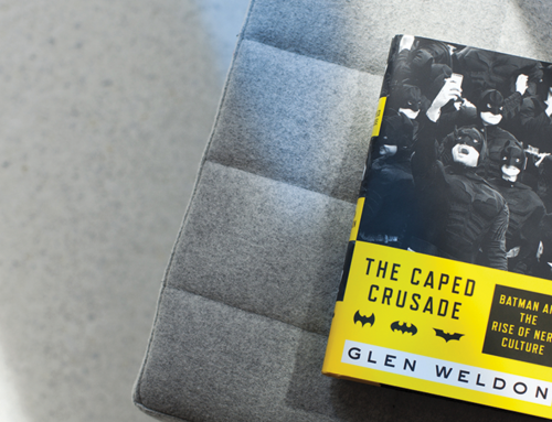 Glen Weldon's The Caped Crusade: Batman and the Rise of Nerd Culture