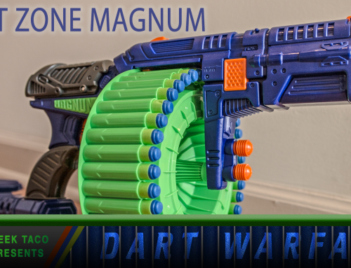 Dart Warfare: The Dart Zone Magnum