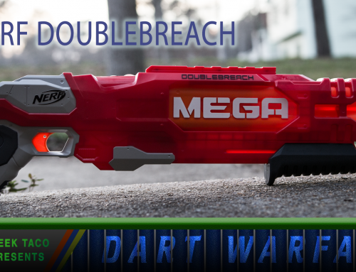 Dart Warfare: The NERF DoubleBreach