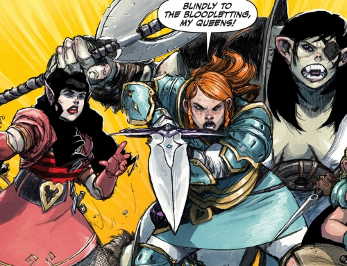 The Rat Queens Return