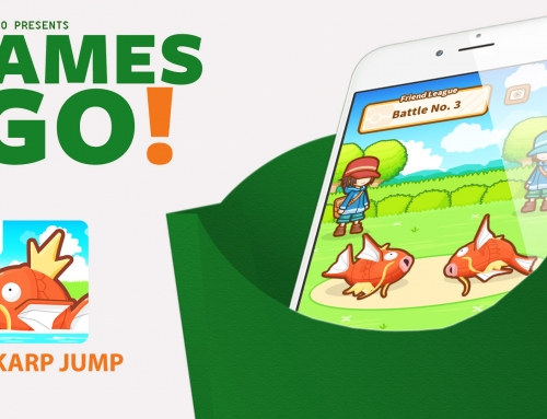Games to Go: Magikarp Jump
