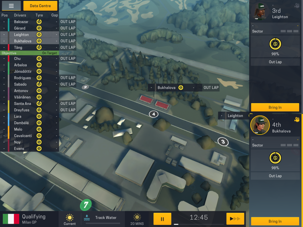 Motorsport manager 2 is a game about incremental gains that turn into big payoffs down the line as a season progresses you ll get to build up your