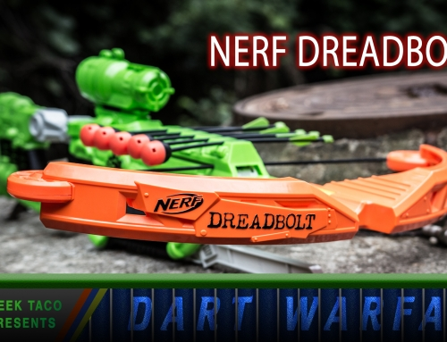 Dart Warfare: The NERF Dreadbolt