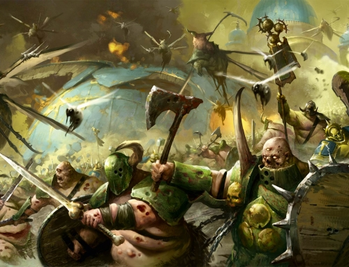Battletome Review: Maggotkin of Nurgle