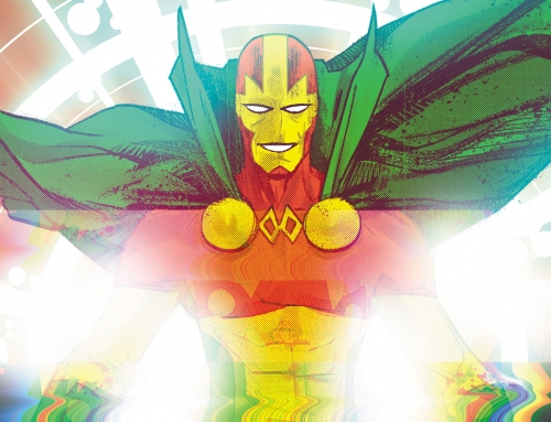 Why You Should Be Reading Mr Miracle