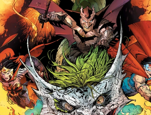 The End of DC's Metal Was Just as Insane as the Beginning