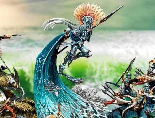 Battletome Review: Idoneth Deepkin