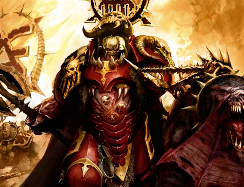 Battletome Review: Blades of Khorne